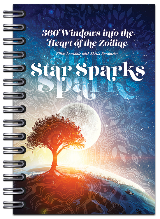 Star Spark by Ellias Lonsdale book cover